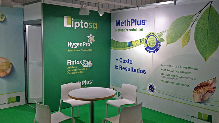 LIPTOSA actively participates in national & international fairs